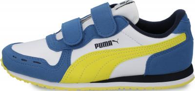 Кроссовки для мальчиков Puma Cabana Racer Sl V Ps, размер 28
