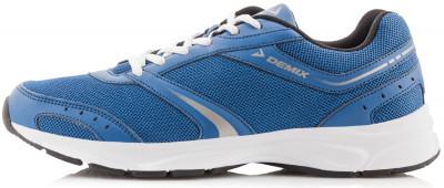 Кроссовки мужские Demix FluidМужские кроссовки demix fluid подойдут для бега как по улице, так и в спортивном зале. Модель рассчитана на нейтральную пронацию стопы.<br>Пол: Мужской; Возраст: Взрослые; Вид спорта: Бег; Тип тренировки: Комфортный бег; Назначение: Подготовленная поверхность; Мембранная ткань: Нет; Тип пронации: нейтральная пронация; Способ застегивания: Шнуровка; Материал верха: 60 % текстиль, 40 % синтетическая кожа; Материал стельки: Текстиль, этиленвинилацетат; Материал подошвы: Термопластичная резина, этиленвинилацетат; Производитель: Demix; Артикул производителя: RMC01Z347; Страна производства: Китай; Размер RU: 47;