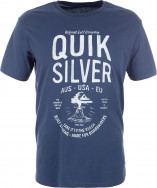 Футболка мужская Quiksilver Flaxton Built Strong
