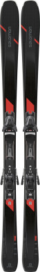 Горные лыжи + крепления Salomon E XDR 80 Ti + E Z12 WALK