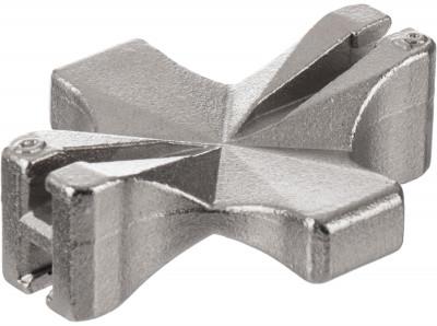 Ключ спицевой CyclotechКлюч для установки и натягивания спиц на колесах велосипеда. Предусмотрено несколько бороздок под разные размеры ниппелей спиц.<br>Пол: Мужской; Возраст: Взрослые; Вид спорта: Велоспорт; Материалы: Металл; Размеры (дл х шир х выс), см: 3,8 х 4,5 х 1,4; Производитель: Cyclotech; Артикул производителя: CT-K1N.; Срок гарантии: 6 месяцев; Страна производства: Тайвань; Размер RU: Без размера;