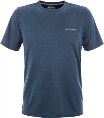 Футболка мужская Columbia Utilizer, размер 52-54Футболки<br>Мужская футболка из высококачественного синтетического материла от columbia станет удачным выбором для походов и активного отдыха на природе.