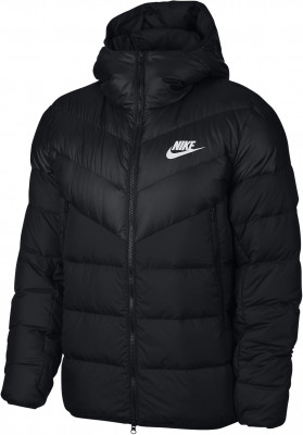 Куртка пуховая мужская Nike Windrunner, размер 46-48