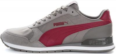 Кроссовки мужские Puma St Runner V2 Full, размер 39,5Кроссовки <br>Модель puma st runner v2 nl - это фирменный силуэт и максимальный комфорт для твоего образа в спортивном стиле.