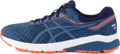 Кроссовки для мальчиков ASICS GT-1000 7 GS, размер 36Кроссовки <br>Детские беговые кроссовки asics gt-1000 7 gs гарантируют амортизацию, комфорт и поддержку стопы на протяжении всей дистанции.