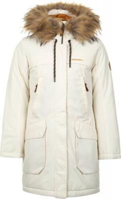 Купить со скидкой Куртка утепленная для девочек Merrell, размер 140