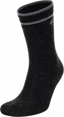 Носки Columbia Brushed Wool Fleece Crew, 1 пара, размер 35-38Носки<br>Теплые носки для путешествий и активного отдыха в холодную погоду. Специальная уплотненная вязка terry и начес создают дополнительный комфорт.