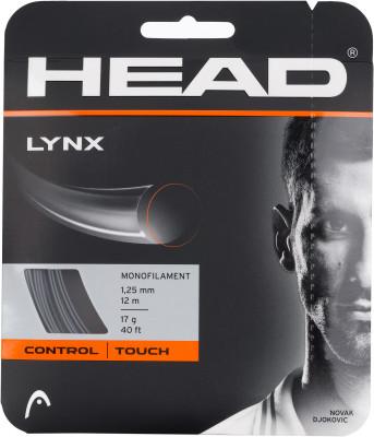 Струна Head Lynx SetСтруна head lynx изготовлена из инновационной смеси полимеров и обеспечивает максимальный контроль и ощущение мяча во время удара.<br>Пол: Мужской; Возраст: Взрослые; Вид спорта: Большой теннис; Материалы: Сополимерный полиэстер; Длина: 12 м; Производитель: Head; Артикул производителя: 281784; Страна производства: Тайвань; Размер RU: Без размера;