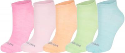 Носки женские Wilson, 5 пар, размер 37-42