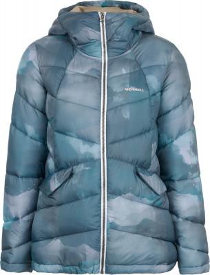 Куртка утепленная женская MerrellУтепленная женская куртка merrell - удачный вариант для путешествий. Технологичный утеплитель синтетический утеплитель m select warm надежно защищает от холода.<br>Пол: Женский; Возраст: Взрослые; Вид спорта: Путешествие; Защита от ветра: Нет; Температурный режим: До -10; Покрой: Приталенный; Светоотражающие элементы: Нет; Дополнительная вентиляция: Нет; Проклеенные швы: Нет; Длина куртки: Короткая; Наличие карманов: Да; Капюшон: Не отстегивается; Количество карманов: 2; Артикулируемые локти: Нет; Застежка: Молния; Технологии: M Select WARM; Производитель: Merrell; Артикул производителя: RJAW03U448; Страна производства: Китай; Материал верха: 100 % полиэстер; Материал подкладки: 100 % полиэстер; Материал утеплителя: 100 % полиэстер; Размер RU: 48;