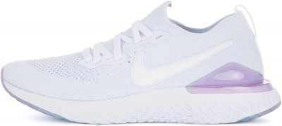 Кроссовки женские Nike Epic React Flyknit 2, размер 39,5Кроссовки <br>Женские кроссовки для бега nike epic react flyknit 2 обеспечивают непревзойд нный уровень легкости и комфорта. Модель рассчитана на нейтральную пронацию стопы.