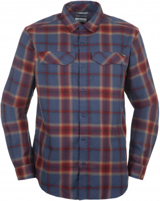 Рубашка с длинным рукавом мужская Columbia Silver Ridge