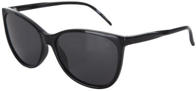 Солнцезащитные очки KappaЛегкие солнцезащитные очки в пластиковой оправе от kappa.<br>Возраст: Взрослые; Пол: Женский; Цвет линз: Черный; Цвет оправы: Черный; Назначение: Городской стиль; Ультрафиолетовый фильтр: Да; Поляризационный фильтр: Да; Зеркальное напыление: Нет; Категория фильтра: 3; Материал линз: Триацетат целлюлозы; Оправа: Поликарбонат, металл; Производитель: Kappa; Артикул производителя: S18KAC1099; Срок гарантии: 6 месяцев; Страна производства: Китай; Размер RU: Без размера;