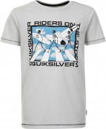 Футболка для мальчиков Quiksilver Stormy Rider Ss Youth