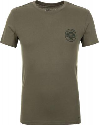 Футболка мужская Demix, размер 48Футболки<br>Практичная футболка demix, выполненная в спортивном стиле. Натуральные материалы модель выполнена из мягкого натурального хлопка.
