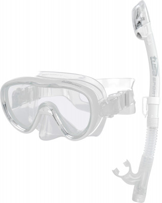 Набор для плавания: маска и трубка TusaКомплект маска трубка tusa sport ucr-1126 w. Одностекольная маска с панорамным обзором. Закаленное безопасное стекло tempered glass.<br>Состав: Cтекло, силикон, пластик; Клапан: Есть; Гофра: Есть; Количество линз: 1; Производитель: Tusa; Артикул производителя: UCR1126; Страна производства: Тайвань; Размер RU: Без размера;