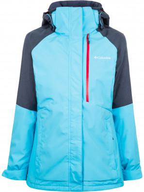 Куртка утепленная женская Columbia Wildside