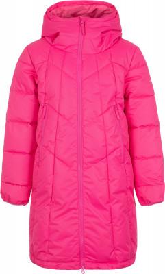Куртка пуховая для девочек Demix, размер 134