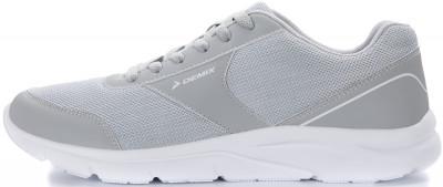 Кроссовки мужские Demix Fluid, размер 42Кроссовки <br>Удобные амортизирующие кроссовки demix fluid подойдут для бега как по улице, так и в спортивном зале. Модель рассчитана на нейтральную пронацию стопы.
