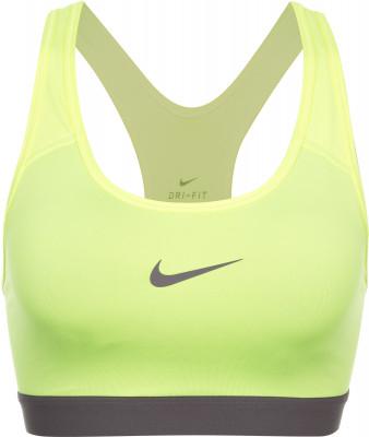 Бра Nike Pro Classic PaddedБра nike pro classic padded - оптимальный выбор для фитнес-тренировок.<br>Пол: Женский; Возраст: Взрослые; Вид спорта: Фитнес; Уровень поддержки: Средняя; Плоские швы: Да; Тип чашек: Съемные; Материалы: 88 % полиэстер, 12 % эластан; Технологии: Nike Dri-FIT; Производитель: Nike; Артикул производителя: 823312-716; Страна производства: Шри-Ланка; Размер RU: 46-48;
