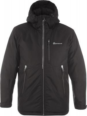 Куртка утепленная мужская OutventureМужская утепленная куртка для походов и прогулок в холодное время года.<br>Пол: Мужской; Возраст: Взрослые; Вид спорта: Походы; Наличие мембраны: Да; Наличие чехла: Нет; Возможность упаковки в карман: Нет; Регулируемые манжеты: Да; Водонепроницаемость: 5000 мм; Паропроницаемость: 5000 г/м2/24 ч; Покрой: Прямой; Светоотражающие элементы: Да; Дополнительная вентиляция: Нет; Проклеенные швы: Нет; Длина куртки: Средняя; Наличие карманов: Да; Капюшон: Не отстегивается; Количество карманов: 5; Артикулируемые локти: Нет; Застежка: Молния; Технологии: ADD DRY, ADD PROTECT; Производитель: Outventure; Артикул производителя: UJAM239956; Страна производства: Китай; Материал верха: 100 % полиэстер; Материал подкладки: 100 % полиэстер; Материал утеплителя: 100 % полиэстер; Размер RU: 56;