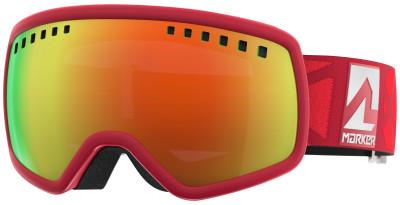 Маска Marker Big Picture+Маска от marker подойдет для катания на горных лыжах при неярком солнце. Максимальный обзор благодаря большой линзе и конструкции оправы у маски превосходный обзор.<br>Сезон: 2017/2018; Пол: Мужской; Возраст: Взрослые; Вид спорта: Горные лыжи; Погодные условия: Неяркое солнце; Защита от УФ: Да; Цвет основной линзы: Красный; Цвет дополнительной линзы: Розовый; Поляризация: Нет; Вентиляция: Да; Покрытие анти-фог: Да; Совместимость со шлемом: Да; Сменная линза: В комплекте; Материал линзы: Поликарбонат; Материал оправы: Полиуретан; Конструкция линзы: Двойная; Форма линзы: Сферическая; Возможность замены линзы: Есть; Производитель: Marker; Артикул производителя: 168304.49.02.3; Срок гарантии: 1 год; Страна производства: Тайвань; Размер RU: Без размера;
