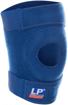 Суппорт колена LPУсиленный стабилизатор вокруг коленной чашечки предотвращает смещение надколенника.<br>Материалы: 75 % неопрен класса А, 25 % эластичный нейлон; Производитель: LP Support; Артикул производителя: LPP788; Срок гарантии: 2 года; Страна производства: Тайвань; Размер RU: 31,8-39,4 см;