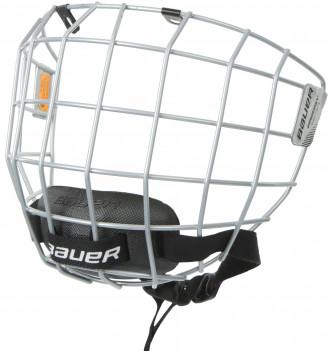Маска для шлема хоккейная детская Bauer Prodigy