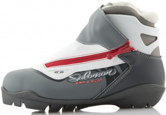 Ботинки для беговых лыж женские Salomon Siam 6 Pilot