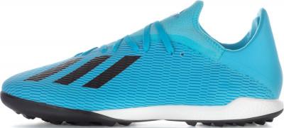 Бутсы мужские Adidas X 19.3 TF, размер 42,5
