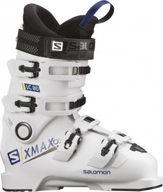 Ботинки горнолыжные детские Salomon X Max LC 80