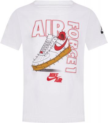 Футболка для мальчиков Nike Connect The Dots, размер 110