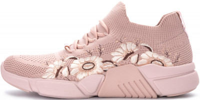 Кроссовки женские Skechers Block-Poppy, размер 35Кроссовки <br>Оригинальные кроссовки из премиальной линейки mark nason от skechers станут идеальным завершением спортивного образа.