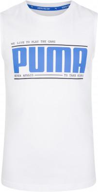 Майка для мальчиков Puma