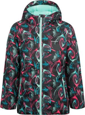 Куртка утепленная Demix для девочек, размер 128