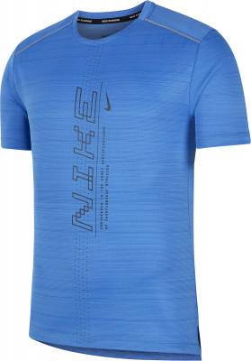 Футболка мужская Nike Dri-FIT Miler, размер 52-54