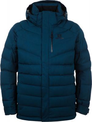 Куртка пуховая мужская Salomon Icetown, размер 50-52