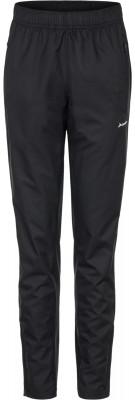 Брюки для мальчиков DemixДетские брюки demix разработаны специально для занятий бегом.<br>Пол: Мужской; Возраст: Дети; Вид спорта: Бег; Гигроскопичность: Нет; Защита от УФ: Нет; Длина по внутреннему шву: 68,5 см; Длина по боковому шву: 90,2 см; Плоские швы: Нет; Силуэт брюк: Прямой; Светоотражающие элементы: Да; Компрессионный эффект: Нет; Количество карманов: 2; Артикулируемые колени: Нет; Материал верха: 89 % полиэстер, 11 % спандекс; Технологии: MOVI-tex; Производитель: Demix; Артикул производителя: EPAB0G9914; Страна производства: Китай; Размер RU: 146;