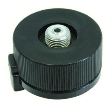 Переходник-адаптер Следопыт GSA-01Используется для подключения светильников, портативных плит серии h и м, а также газовых горелок серии s с клапаном screw type к газовым баллонам с нажимным клапаном и цанго<br>Состав: Металл, пластик; Размеры (дл х шир х выс), см: 4 х 3,8 х 3; Вид спорта: Кемпинг, Походы; Производитель: Следопыт; Артикул производителя: PF-GSA-01; Страна производства: Китай; Размер RU: Без размера;