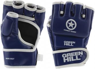 Перчатки Green Hill Combat Sambo