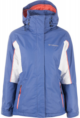 Куртка утепленная женская Columbia PowderhouseЖенская утепленная куртка выполнена из технологичного материала с использованием водонепроницаемой и паропроницаемой мембраны omni-tech.<br>Пол: Женский; Возраст: Взрослые; Вид спорта: Горные лыжи; Вес утеплителя: 80 г/м2; Покрой: Приталенный; Дополнительная вентиляция: Есть; Длина куртки: Средняя; Капюшон: Отстегивается; Количество карманов: 3; Застежка: Молния; Материал верха: 100 % нейлон; Материал подкладки: 100 % полиэстер; Материал утеплителя: 100 % полиэстер; Технологии: Omni-Heat Insulation, Omni-Heat Reflective, Omni-Tech; Производитель: Columbia; Артикул производителя: 1694851508XS; Страна производства: Вьетнам; Размер RU: 42;