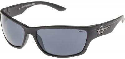Солнцезащитные очки LetoЛегкие и удобные солнцезащитные очки с полимерными линзами в пластмассовой оправе.<br>Цвет линз: Серый; Назначение: Активный отдых; Пол: Мужской; Возраст: Взрослые; Вид спорта: Активный отдых; Ультрафиолетовый фильтр: Да; Материал линз: Полимерные линзы; Оправа: Пластик; Производитель: Leto; Артикул производителя: 701707A; Срок гарантии: 1 месяц; Страна производства: Китай; Размер RU: Без размера;
