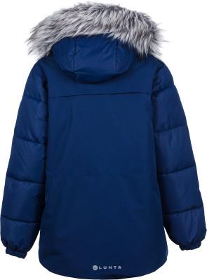 Фото 2 - Куртку утепленная для мальчиков Luhta Lahis, размер 164 синего цвета