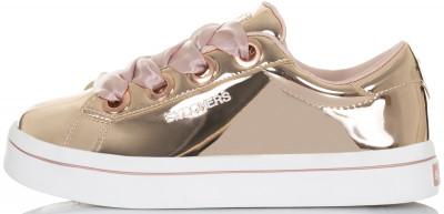 Кеды для девочек Skechers Hi-Lite-Liquid Bling, размер 28,5