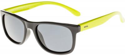 Солнцезащитные очки детские InvuДетские солнцезащитные очки состоят из полимерных линз нового поколения invu ultra polarized.<br>Цвет линз: Серый; Назначение: Детские; Пол: Мужской; Возраст: Дети; Вид спорта: Активный отдых; Ультрафиолетовый фильтр: Есть; Поляризационный фильтр: Есть; Материал линз: Полимер; Оправа: Пластик; Технологии: Ultra Polarized; Производитель: Invu; Артикул производителя: K2519D; Страна производства: Китай; Размер RU: Без размера;
