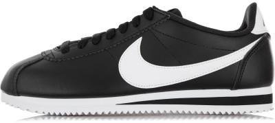Кроссовки женские Nike Classic Cortez LeatherЖенские кроссовки nike classic cortez leather - это классический беговой дизайн, который эффектно завершит ваш образ.<br>Пол: Женский; Возраст: Взрослые; Вид спорта: Спортивный стиль; Способ застегивания: Шнуровка; Материал верха: 78 % кожа, 22 % синтетическая кожа; Материал подкладки: 100 % текстиль; Материал подошвы: 100 % резина; Производитель: Nike; Артикул производителя: 807471-010; Страна производства: Индонезия; Размер RU: 39.5;
