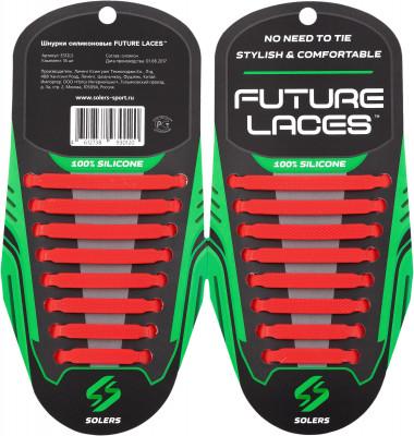 Шнурки силиконовые SolersЭластичные силиконовые шнурки станут удобной и функциональной заменой традиционным шнуркам. Они позволяют быстро обуться и подходят к любому размеру обуви.<br>Пол: Мужской; Возраст: Взрослые; Производитель: Solers; Артикул производителя: E512LS; Страна производства: Китай; Материалы: 100 % силикон; Размер RU: Без размера;