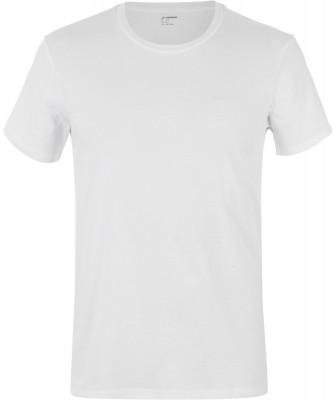 Футболка мужская Demix, размер 58Футболки<br>Классическая футболка demix, выполненная в спортивном стиле. Натуральные материалы натуральный хлопок приятен на ощупь и не раздражает кожу.
