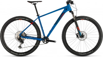 Велосипед горный CUBE Reaction Pro