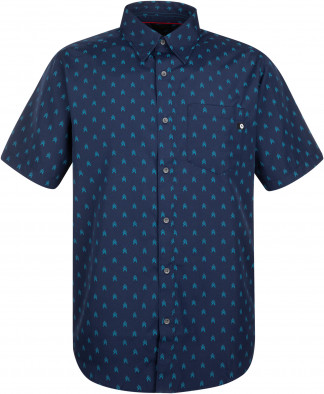 Рубашка с коротким руковом мужская Marmot Lykken